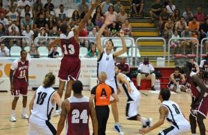 Saint Joseph all'ultimo atto del NCAA Tour Vicenza - © Basketcaffe.com