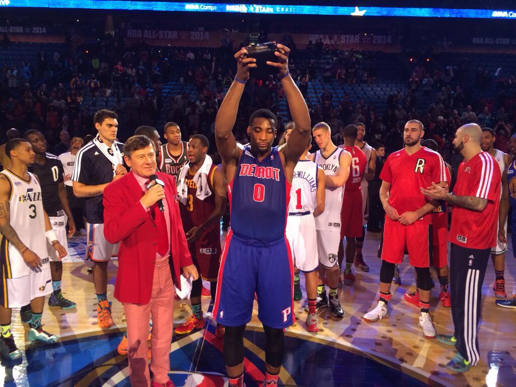 Andre Drummond MVP
