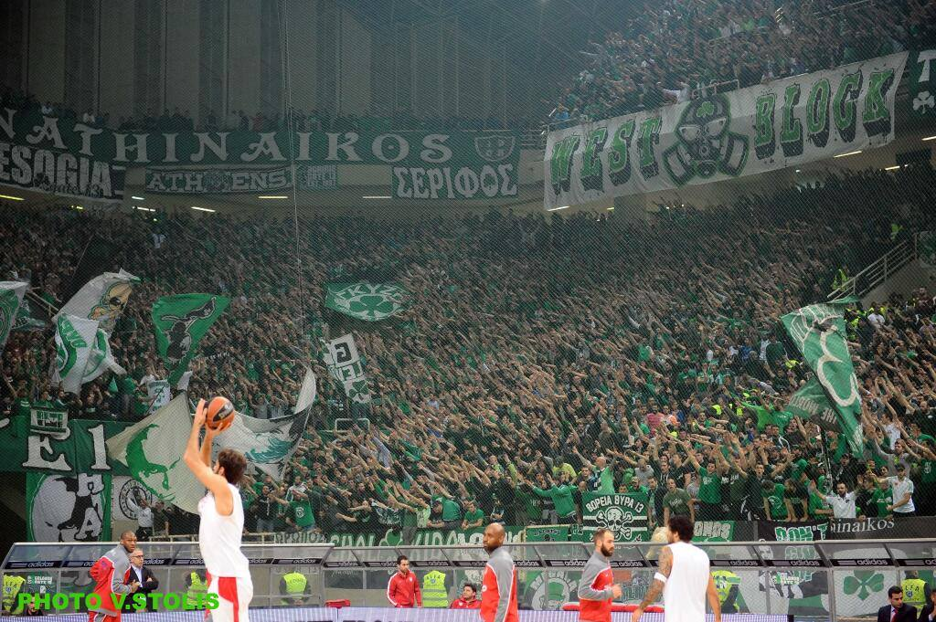 Oaka Arena - © V. Stolis