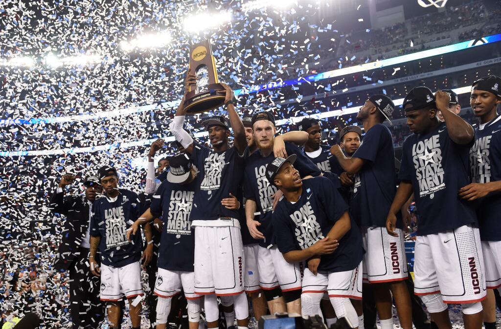 UConn NCAA Champions