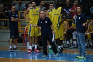 Tezenis Verona - © 2015 twitter.com/scaligerabasket