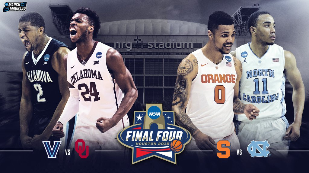 Final Four NCAA 2016 - © 2016 twitter/marchmadness