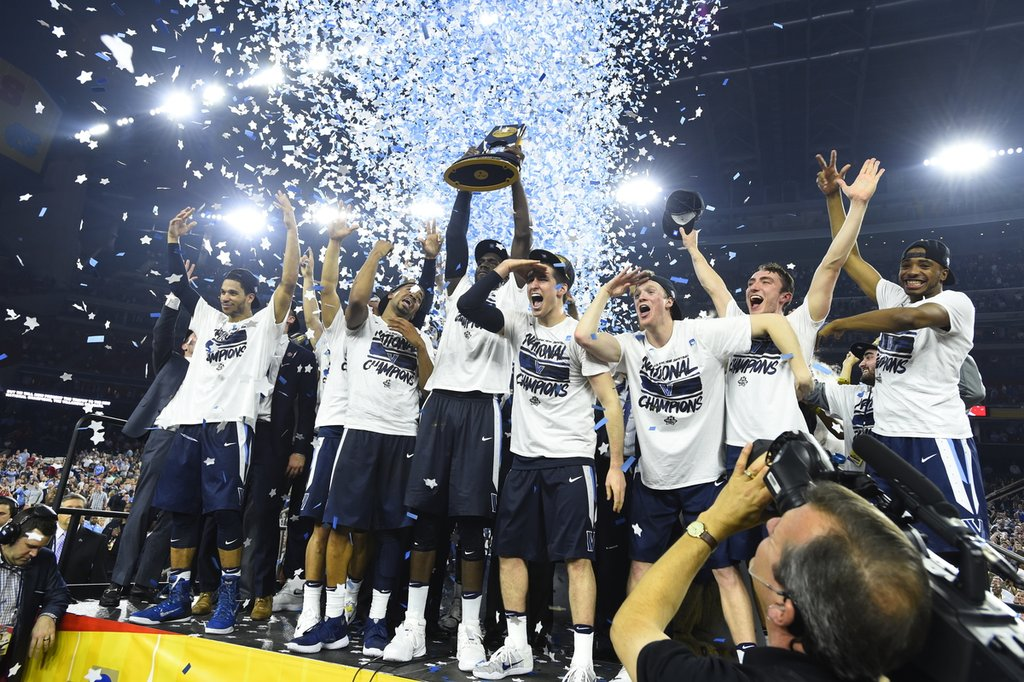 Villanova campione NCAA 2016 - © 2016 twitter/marchmadness