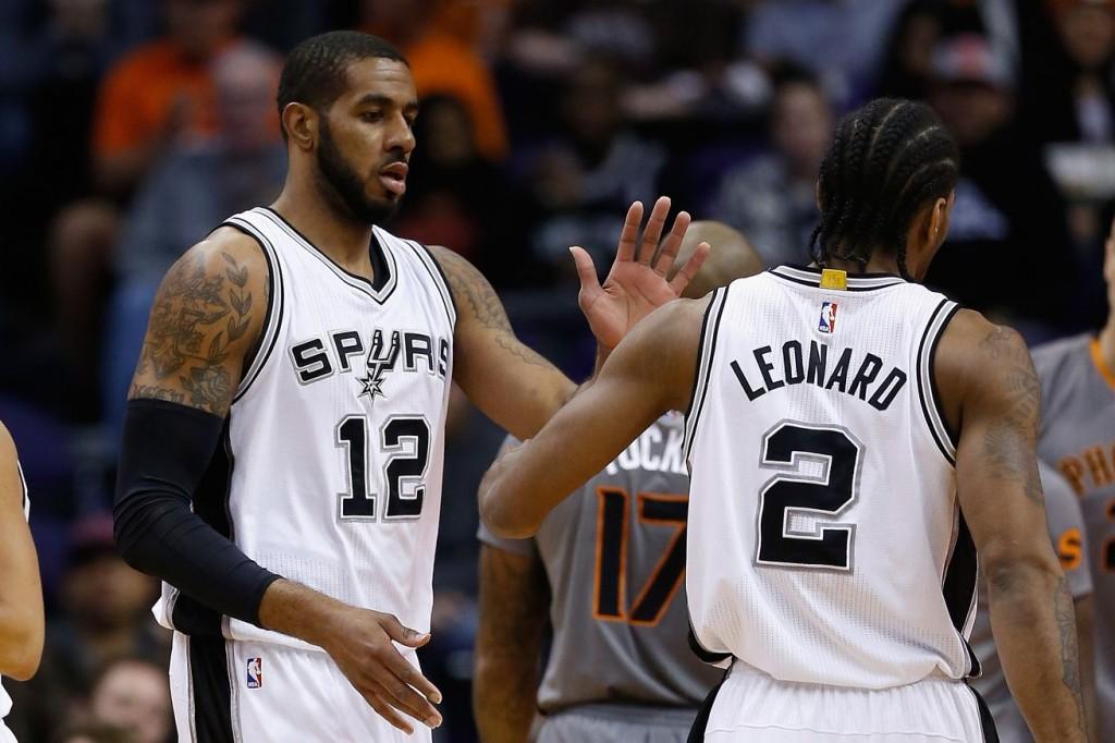 San Antonio Spurs - © livescore.it