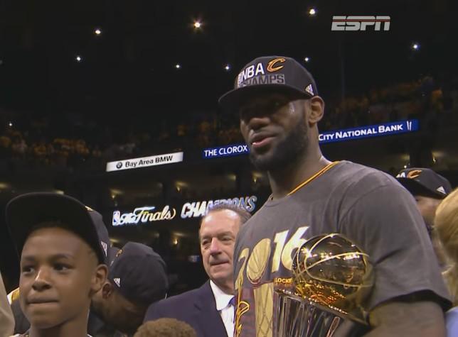 LeBron James MVP Finals 2016 - Stopframe Youtube