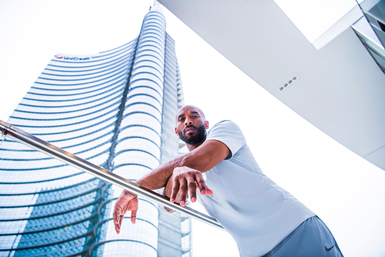 Kobe Bryant a Milano