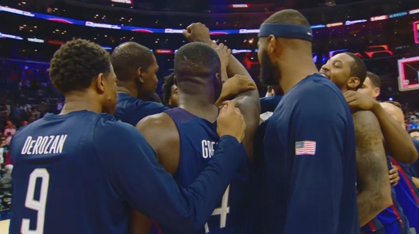 Usa Basketball 2016 - Stopframe Youtube