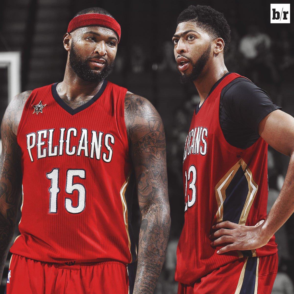 Cousins ai Pelicans – © 2017 twitter.com/BleacherReport
