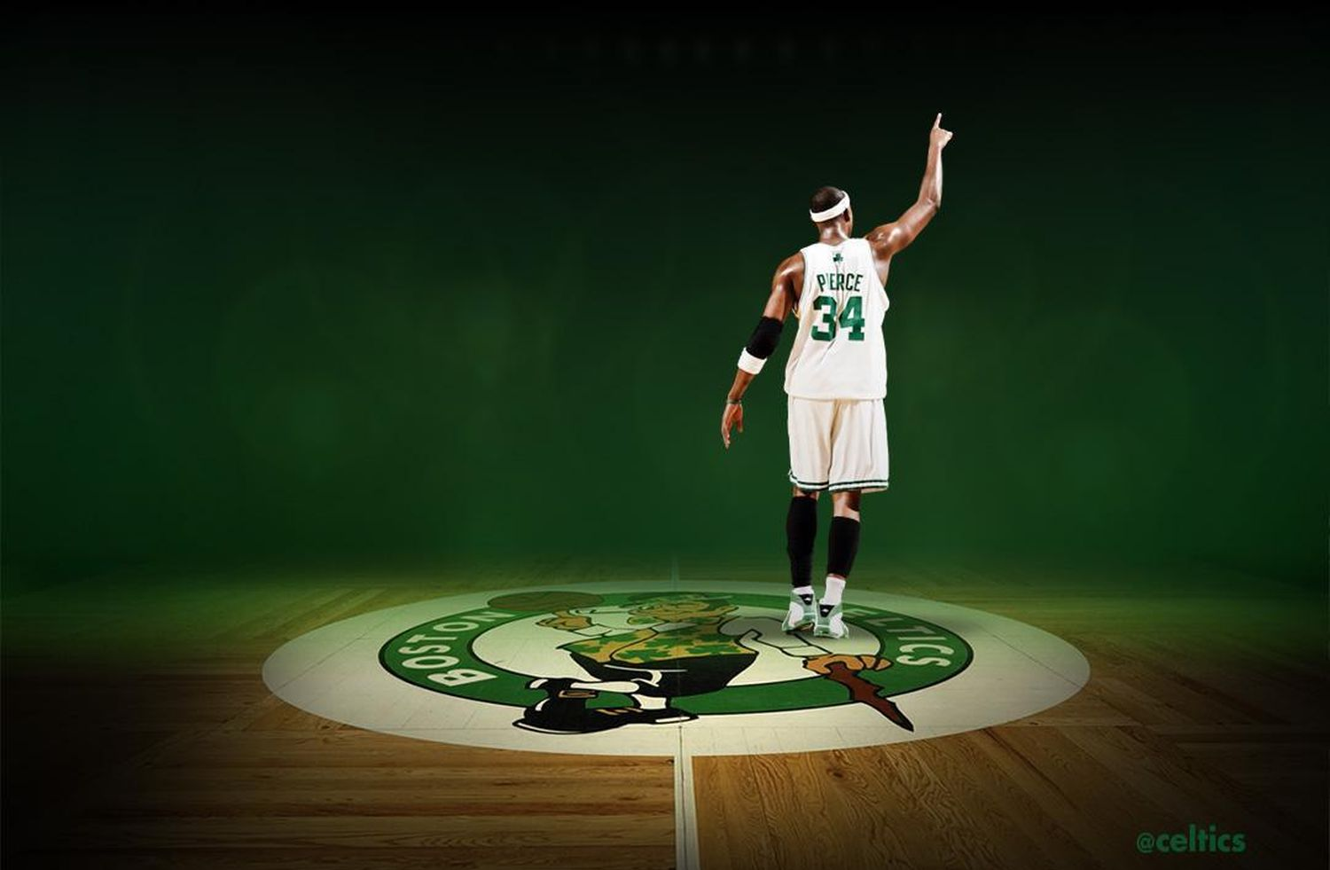 Paul Pierce - © 2017 twitter.com/celtics