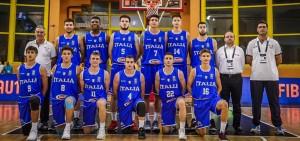 Italia U19 - © 2017 twitter.com/italbasket