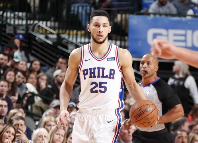 Ben Simmons, Philadelphia 76ers © 2017 Danny Bollinger/NBAE via Getty Images