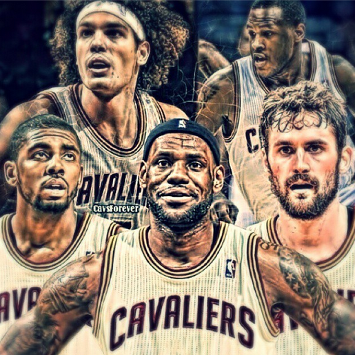 New Cleveland Cavaliers