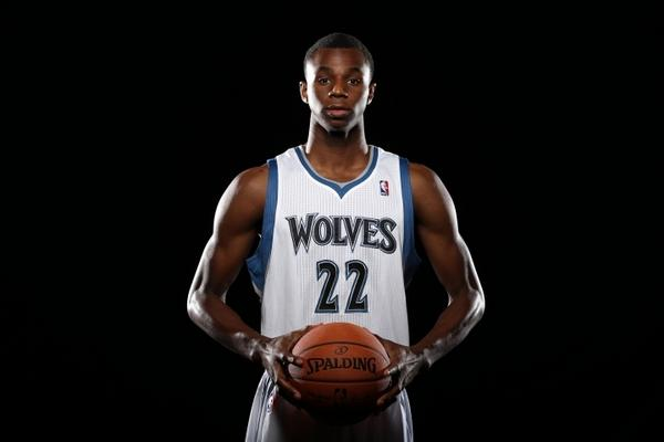 Andrew_Wiggins_Timberwolves - © 2014 David Sherman and Gary Dineen/NBAE/Getty Images