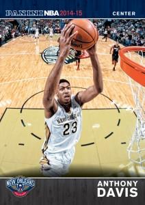 Anthony Davis,   New Orleans Pelicans - Immagini fornite da Panini SPA