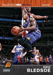 Eric Bledsoe,   Phoenix Suns - Immagini fornite da Panini SPA